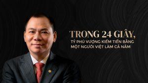 Những Doanh Nhân Nổi Tiếng Việt Nam